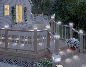 make your deck the safe place for neighborhood fun