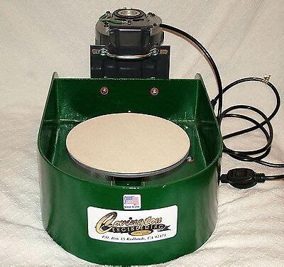 covington super diamond flat lap rock grinder polisher