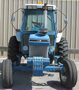 1986 Ford 6610 Tractor