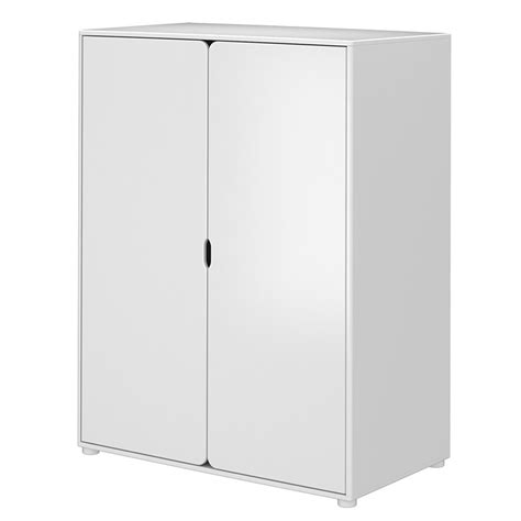 Wardrobe Low Price by Flexa Cabby Low Wardrobe 2 Doors