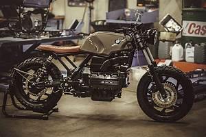 Bmw K 100 Cafe Racer : sir ulrich bmw k100 nct motorcycles ~ Jslefanu.com Haus und Dekorationen