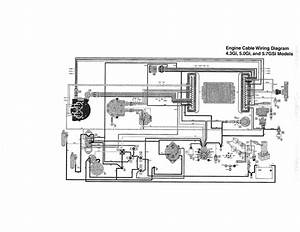 9 Best Images Of Volvo Penta 5 0 Wiring-diagram