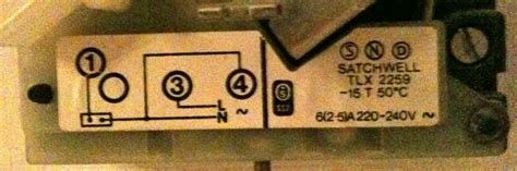 room thermostat wired wrong diynot forums
