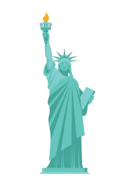 Statue Of Liberty Clipart Royalty Free Statue Of Liberty Clip Vector Images