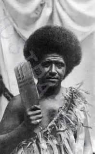 Native Fijian People