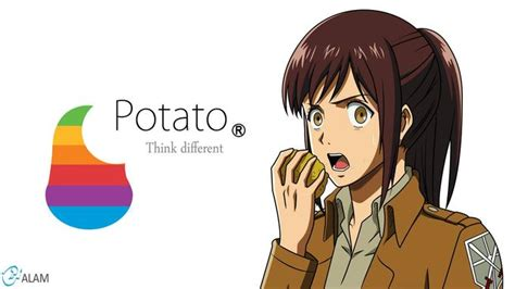 Potato Girl Meme - potato girl know your meme