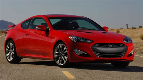 Hyundai Genesis Coupe Overview Cargurus