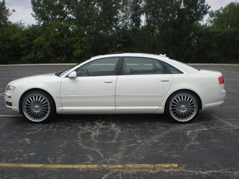 Audi A8 Modification by Awicked1 2004 Audi A8 Specs Photos Modification Info At