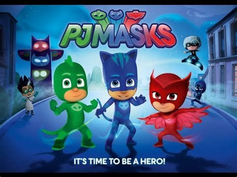 pj masks episodes   youtube