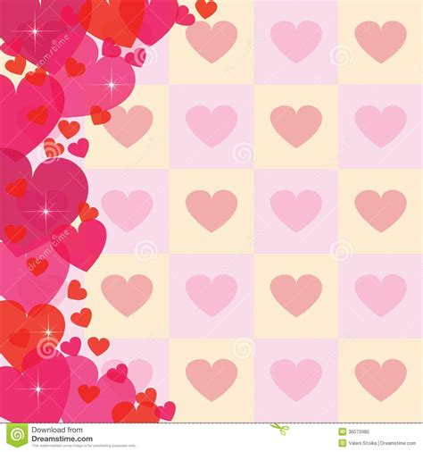 abstract heart background royalty  stock photo image
