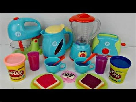 JUST LIKE HOME Deluxe KITCHEN Appliance Full Set with Play