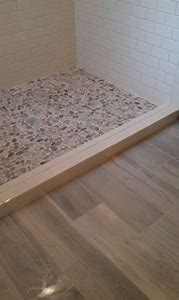 Stone Shower Floor Tile