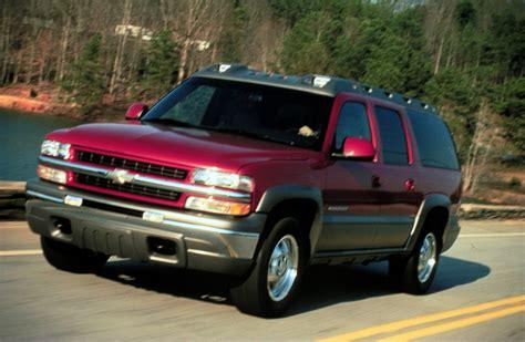 2000 Chevrolet Suburban Partsopen