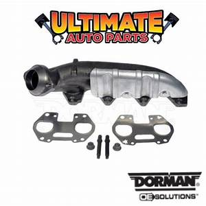 Car  U0026 Truck Parts New Exhaust Manifold Passenger Right