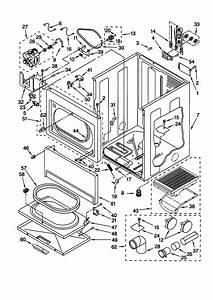 Kenmore 90 Series Dryer Heating Element Wiring Diagram