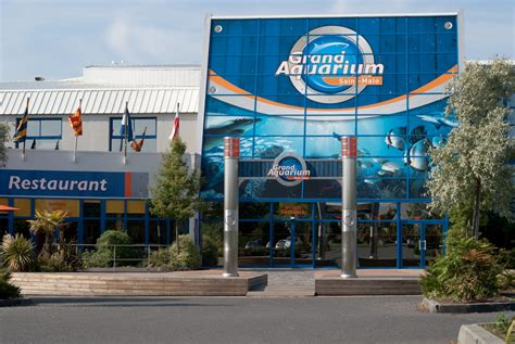 grand aquarium malo