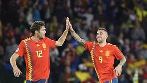 Nations League results, highlights, goals: Spain vs ...