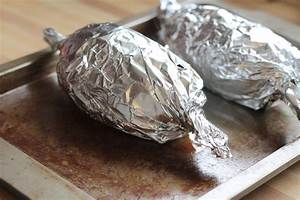 How to Cook Sweet Potatoes in Aluminum Foil in the Oven ...