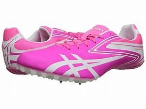 Review Asics Hyper Rocket Girl Sp 5 Neon Pink White