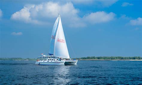 Catamaran Bali Hai by Aristocat Bali Sailing Cruise Bali Hai Cruises