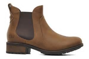 s ugg australia bonham boots ugg australia bonham ankle boots in brown at sarenza co uk 197086