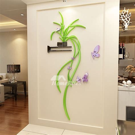 kitchen wall decor bedroom acrylic modern living room