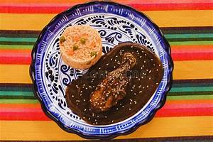 Chicken Mole Mexican Dish Stock Images - Download 152 ...