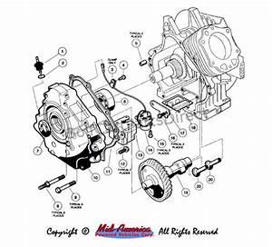 Kawasaki Engine Parts Diagrams