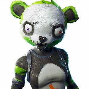 Spooky Team Leader Fortnite Skin Tracker