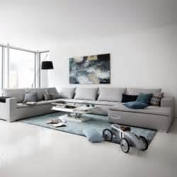 Le Pour Salon Moderne by Grand Canap 233 Canap 233 D Angle Pour Salon Moderne C 244 T 233 Maison