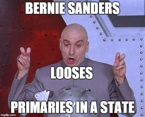 Pro Bernie Sanders Memes - yet picks up 3 high profile endorsements and raises 40 million dollars within 24 hours of