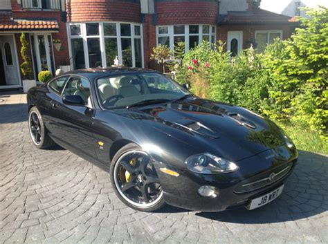 jaguar accessories fantastic warren t s fantastic looking highly modified xkr in the uk