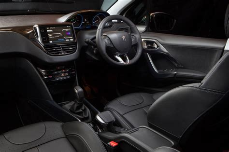 peugeot partner 2008 interior peugeot cars news 2008 compact suv on sale now