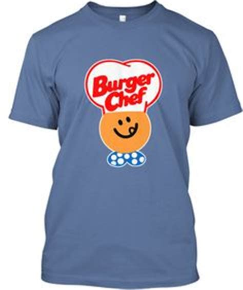 burger chef on wars poster chef logo and vintage t shirts