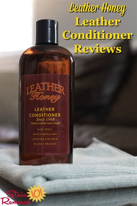 Leather Conditioner Reviews by Leather Honey Leather Conditioner Reviews Uses