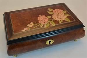 Wood Plans Jewelry Box