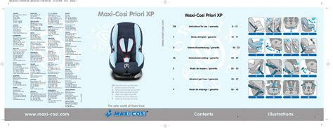 notice siege auto nania mode d 39 emploi maxi cosi priori xp siège auto trouver une