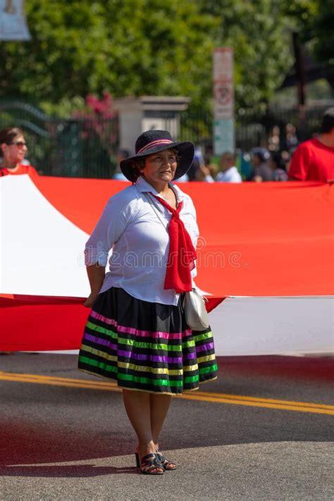 Peruvian fiesta editorial image Image of valley pisac