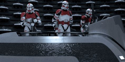 Revenge Of The Sith Stormtroopers GIF by Star Wars - Find ...