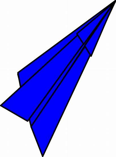 Paper Clipart Airplane Plane Clip Cliparts Clker