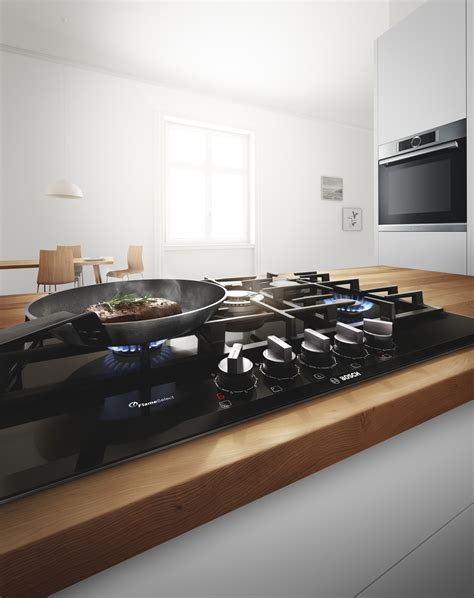 piano cottura bosch pcp615b80e when cooking is hi tech home appliances world