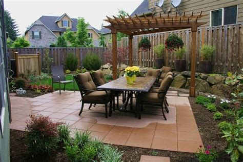 landscaping ideas for small backyards landscape ideas with