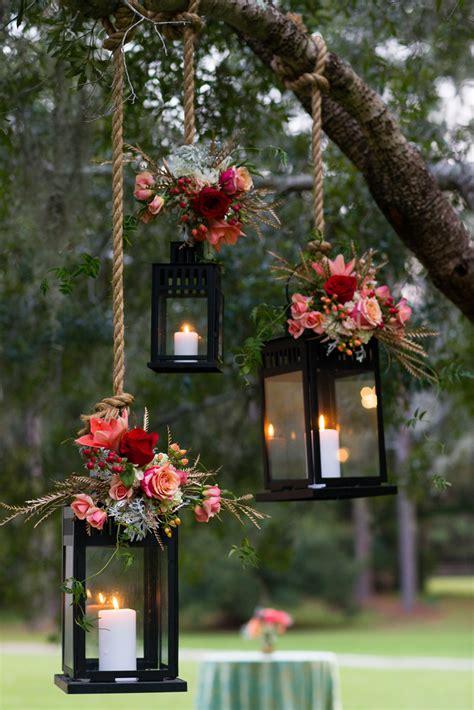 Bright Idea: Lantern Floral Arrangements FiftyFlowers