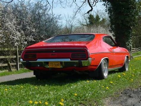 1977 Xc Ford Fairmont Falcon Coupe For Sale In The Uk