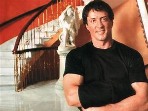 for-education - Sylvester Stallone