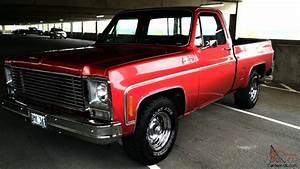 1980 Gmc High Sierra 1500 Short Bed 4spd 63000 Mil