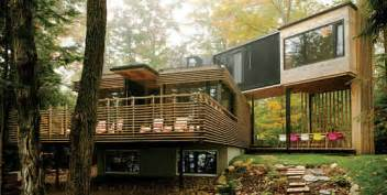 Surprisingly Pictures Of Cottage Homes by 23 Surprisingly Gorgeous Homes Made From Shipping Containers