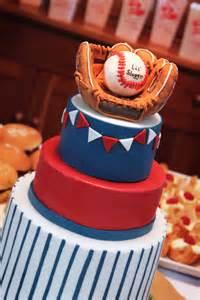 a baseball baby shower cake a baker in