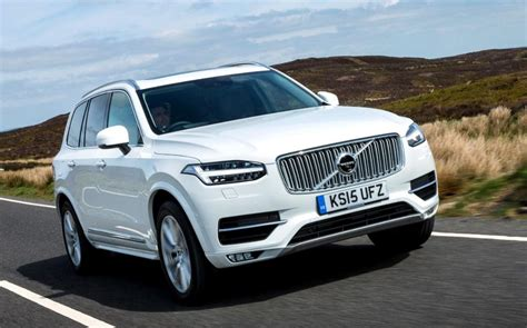 Volvo Car : Volvo Xc90 T8 Plug-in Hybrid Driven