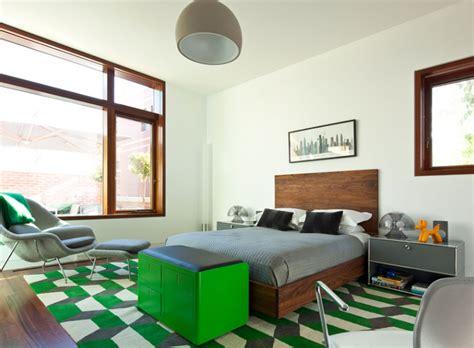 chambre ado vert et gris 12 idées de déco pour une chambre rafraîchissante en vert